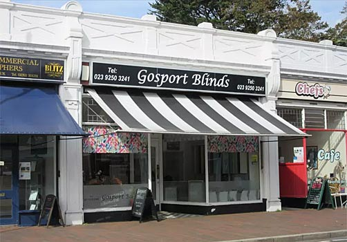 Blinds Gosport