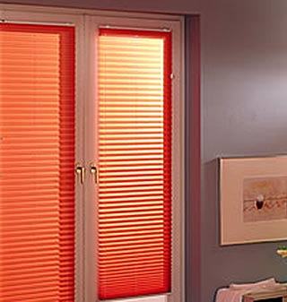 PLeated blinds Hampshire