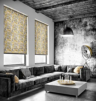 Suppliers and fitters of roller blinds
