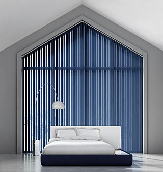 Vertical blinds Hampshire